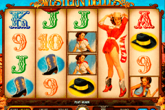 western belles igt slot machine