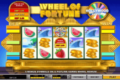 wheel of fortune hollywood edition igt slot machine
