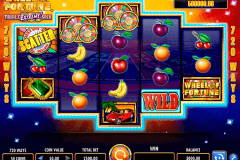 wheel of fortune igt slot machine