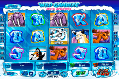 wild gambler arctic adventure playtech slot machine