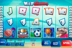 wild games playtech slot machine