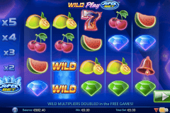 wild play netgen gaming slot machine