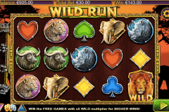 wild run netgen gaming slot machine