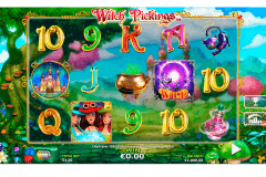 witch pickings netgen gaming slot machine