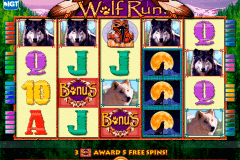 wolf run igt slot machine