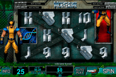 wolverine playtech slot machine