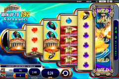zeus iii wms slot machine