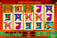 zhao cai jin bao playtech slot machine